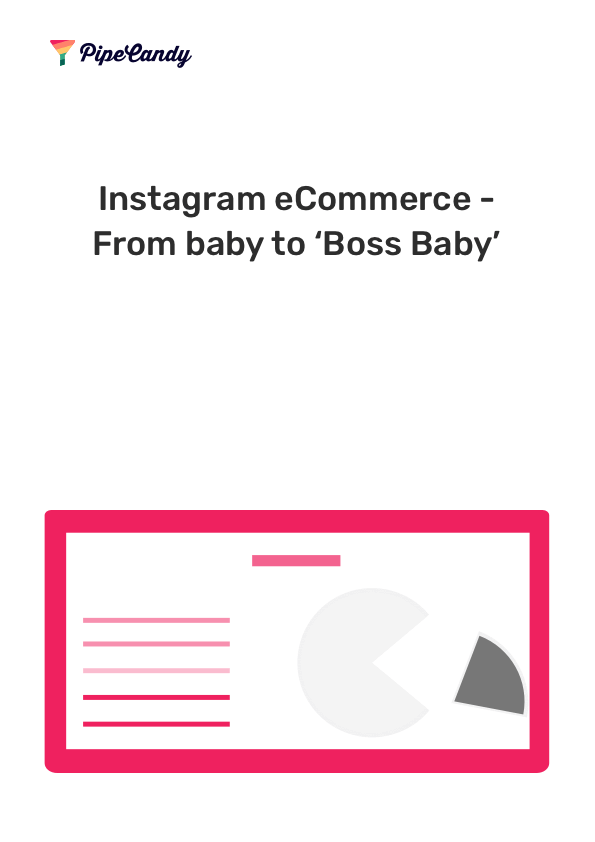 State of eCommerce on Instagram - 2018