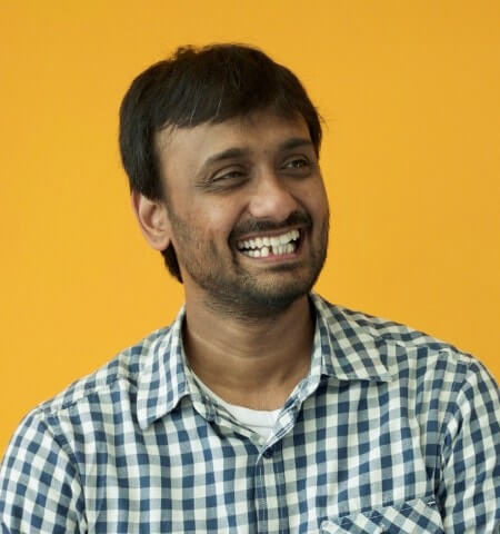 Rajaraman, Cofounder at Chargebee icon