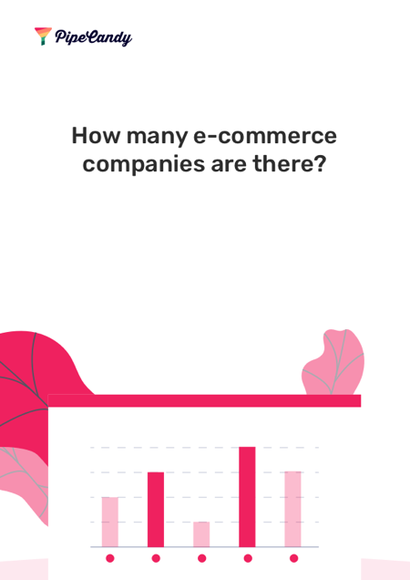 Global eCommerce market size